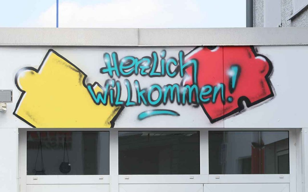 Urban Art Workshop war ein voller Erfolg